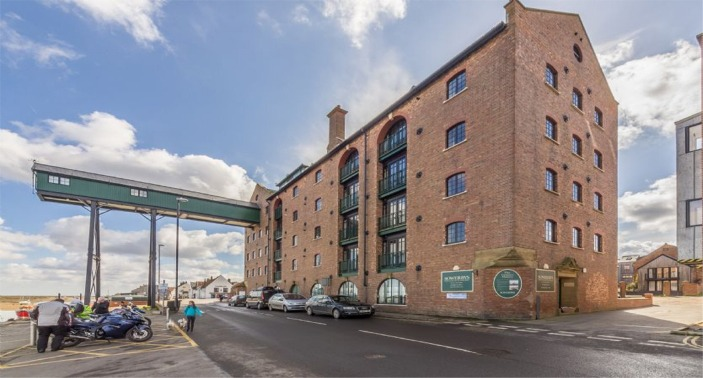 Granary Apartment to Rent in Wells Next The Sea